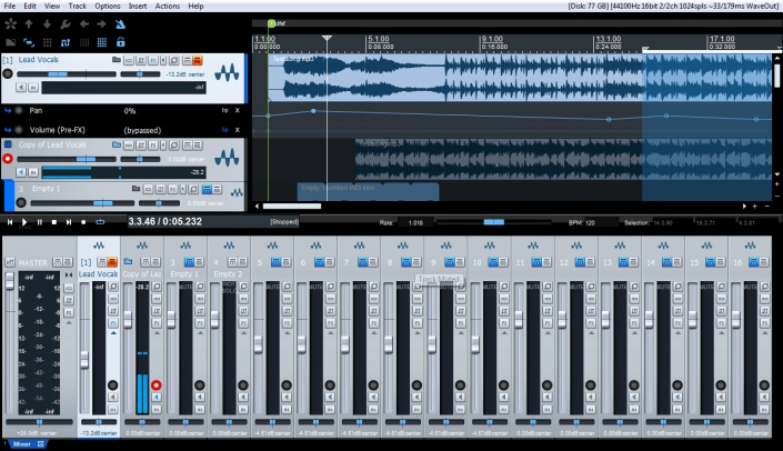 Presonus-Studio-One-Free