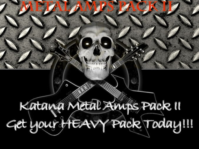 Metal Amps Pack II